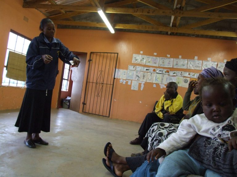 Forum Discussion in Ingwavuma